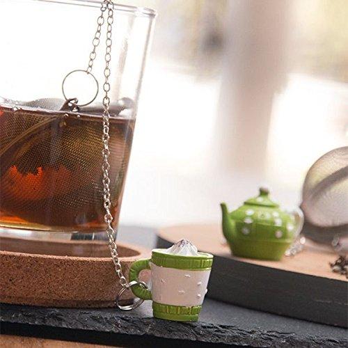 Zaparzacz do herbaty miks wzorów