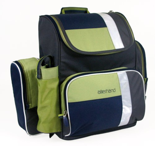 Allerhand AH-S-BPS-01 N 110 - School Backpack Cool - Ranzen