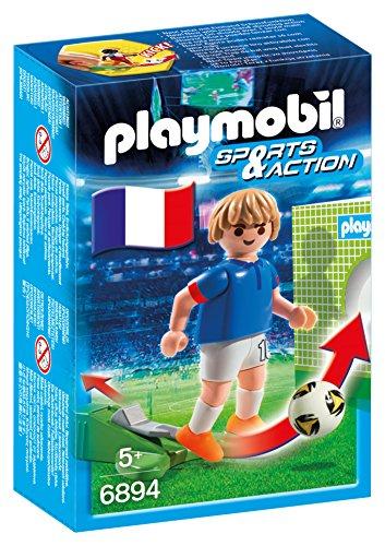 Playmobil - Futbolista Francia (68940)
