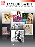 Taylor Swift - Easy Guitar Anthology 2nd Edition: 2nd Edition (Easy Guitar With Notes & Tab)