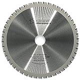 AMBOSS Tools Lame de scie circulaire multifonction HM 216 x 30 mm (48 dents) – Compatible avec scie radiale Bosch & Makita – Idéal pour métal, bois et plastique