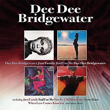 Dee Dee Bridgewater: Just Family/Bad For Me/Dee Dee Bridgewater