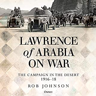Lawrence of Arabia on War cover art