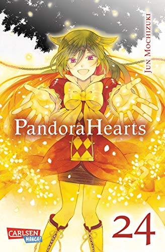 Pandora Hearts, Band 24