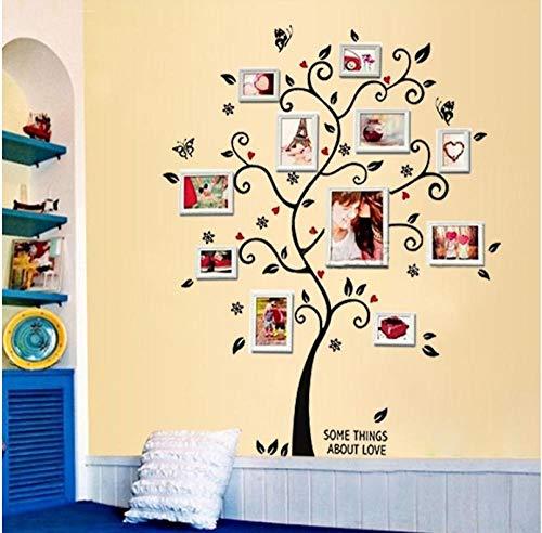 Behang Muralsphoto Familie Boom Muurstickers Home Decor Ontwerp Woonkamer Slaapkamer Slaapbank Vintage Poster Muurdecoratie Huisdecoratie