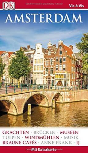 Vis-à-Vis Reiseführer Amsterdam: mit Extra-Karte und Mini-Kochbuch zum Herausnehmen
