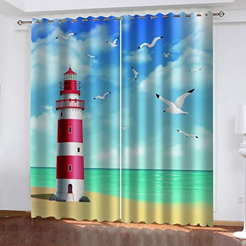 cortinas termicas dibujo faro