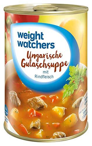 Weight Watcher Ungarische Gulaschsuppe, 6er Pack (6 x 400 ml)