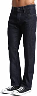 Mavi Men's Zach Classic Straight Fit in Rinse Williamsburg