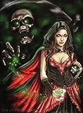 Editions Ricordi 2701N23009 - Puzzle de 500 Piezas del Cuadro Scarlet Gothica: Absenta