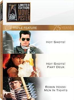 Hot Shots!/Hot Shots Part Deux/Robin Hood  Men In Tights