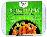 JUST VEGAN- Palitos de Estilo Pollo 180g | Pack de 2 | 100% VEGETALES | Plant Based | Sin Gluten …