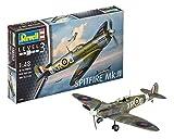 Revell Spitfire MK.II, Kit de Modelo, Escala 1:48 (3959) (03959), 18,8 cm
