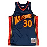 Mitchell & Ness Stephen Curry Golden State Warriors Authentic 2009 Navy Jersey