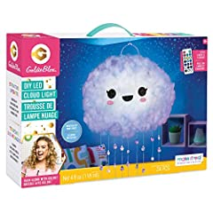 DIY FLOATING LED CLOUD LIGHT. Kids can decorate their rooms with this dreamy color-changing GoldieBlox cloud light! It's a fun DIY craft activity that will make any bedroom brighter. HELPS KIDS LEARN ABOUT THE WORLD AROUND THEM. The DIY Floating LED ...