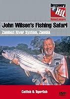 John Wilson`s Fishing Safari - Zambia - Catfish, T (1 CD)