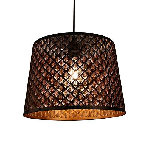 Retro industrie kroonluchter hoge temperatuur verdikking plafond hanglamp interieur decoratie kroonluchter lamp eenvoudige verlichting hanglamp verstelbare hanger lampenkap