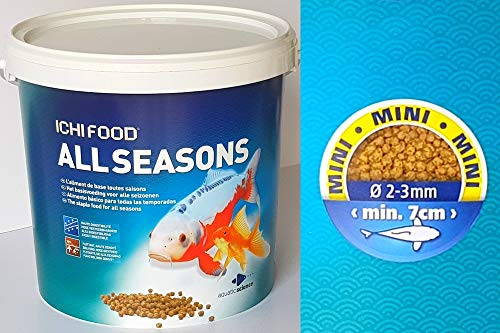 aquatic_science 4 KG All Season ICHI Food Mini
