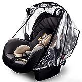 Car Seat Rain Cover,Food Grade EVA,Universal Car Seat Rain,Waterproof, Windproof Protection,Protect from Dust Snow,Rain...