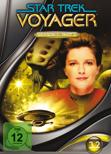 Star Trek - Voyager/Season 3.2 (4 DVDs)