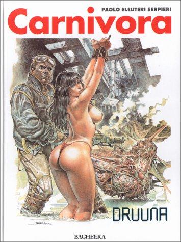 Druuna, n° 4 : Carnivora