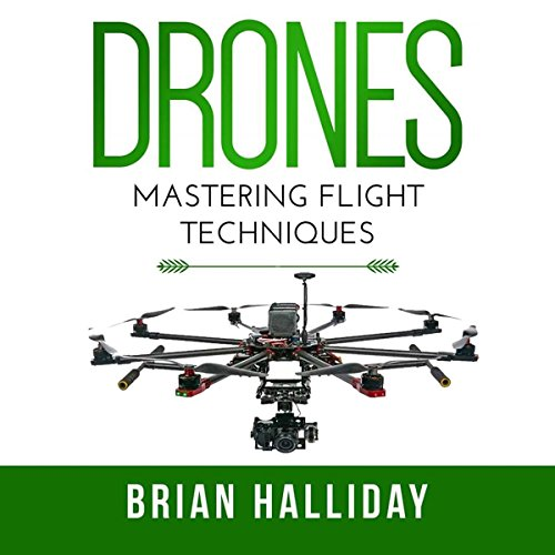 Drones audiobook cover art