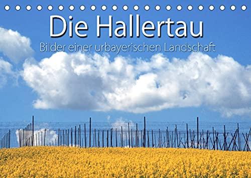Hallertau (Tischkalender 2022 DIN A5 quer)