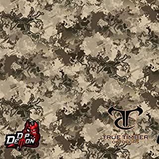 True Timber Western Viper Hunting Camo Camouflage Hydrographic Water Transfer Film Hydro Dipping Dip Demon Wizard Ape