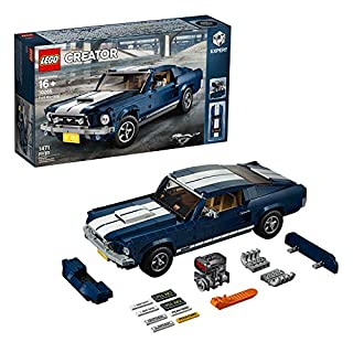 LEGO® Creator Ford Mustang 10265 Building Kit (B07G3D9TT6) | Amazon price tracker / tracking, Amazon price history charts, Amazon price watches, Amazon price drop alerts