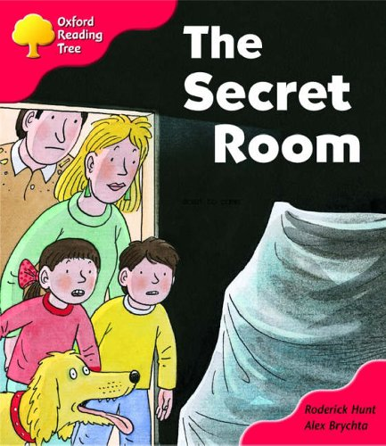 Oxford Reading Tree: Stage 4: Storybooks: the Secret Roomの詳細を見る