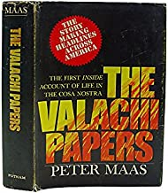 The Valachi Papers, First True Story of Life Inside the Cosa Nostra Signed by the Author