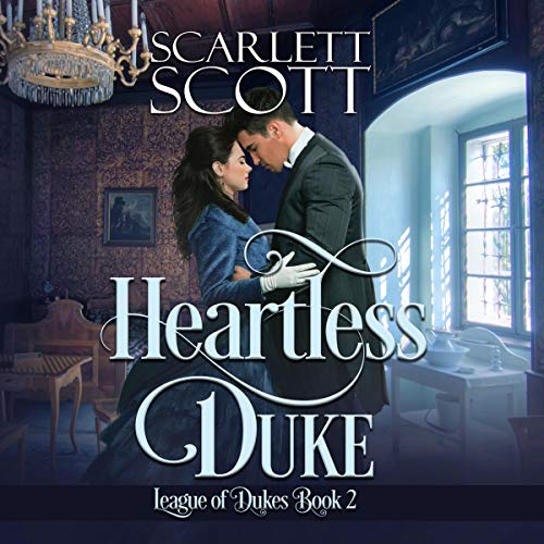 Heartless Duke  By  cover art