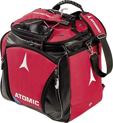 Atomic, Sacca per Scarponi da Sci Termica, 45 Litri, 47 x 40 x 24 cm, Poliestere, Redster Heated Boot Bag 220V, Rosso, AL5021910 Unisex adulto