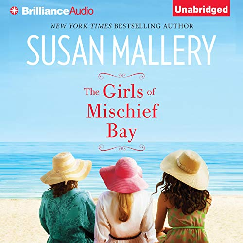 The Girls of Mischief Bay audiobook cover art