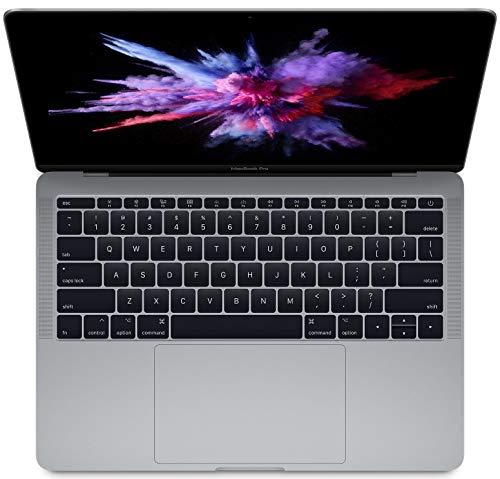 Apple MacBook Pro 13' (Mid 2017) - Core i5 2.3GHz, 8GB RAM, 256GB SSD - Space Grey (Renewed)