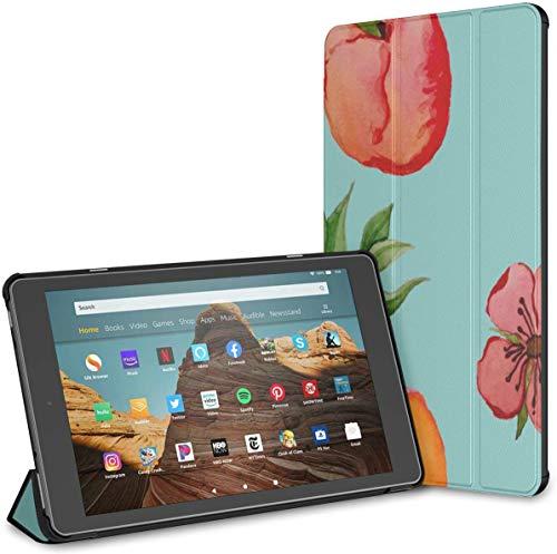 Custodia per tablet Hd 10 Cute Summer Creative Fruit...