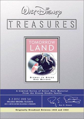 Walt Disney Treasures: Tomorrow Land [RC 1]