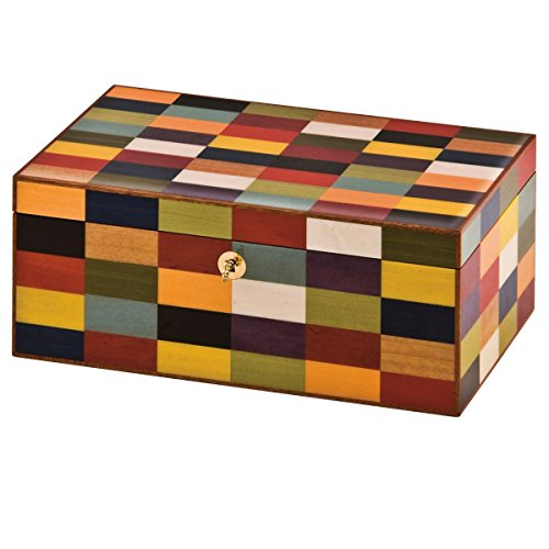 ERCOLANO ALLEGRA Uhrenbox für bis zu 10 Uhren