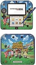 Skinhub Animal Crossing Leaf Game Skin for Nintendo 2DS Console