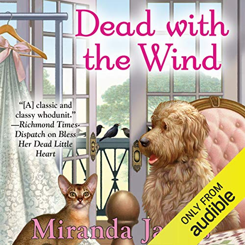 Dead with the Wind Titelbild