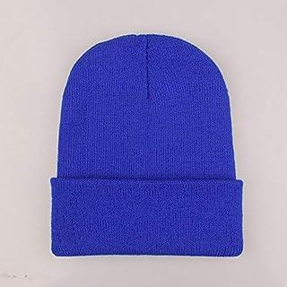 2019冬帽子のための女性新しいビーニーニット固体かわいい帽子女の子秋女性ビーニーキャップウォーマーボンネットレディースカジュアルキャップ