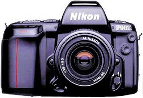 Nikon F90X Spiegelreflexkamera (nur Gehäuse)