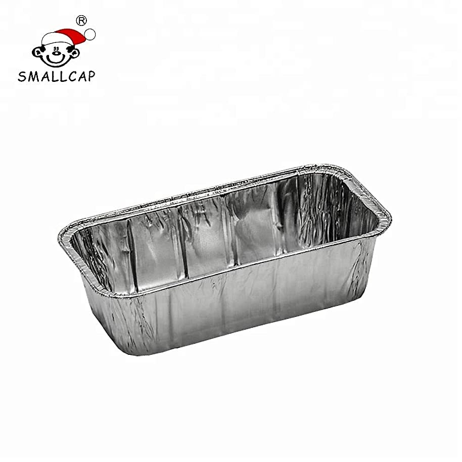1000ml 2lb Disposable Aluminum Loaf Pans (25)