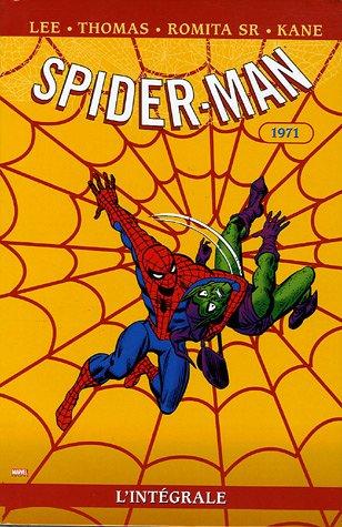 Spider-Man L'Integrale T09 1971
