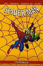 Spider-Man L'Integrale T09 1971 de Stan Lee