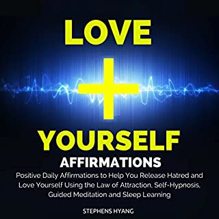 Love Yourself Affirmations audiobook cover art