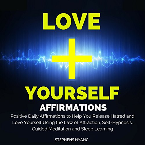 Love Yourself Affirmations cover art