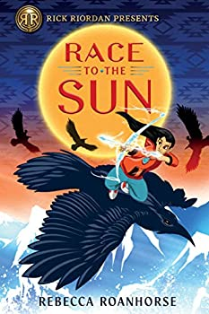 Race to the Sun by Rebecca Roanhorse science fiction and fantasy book and audiobook reviews