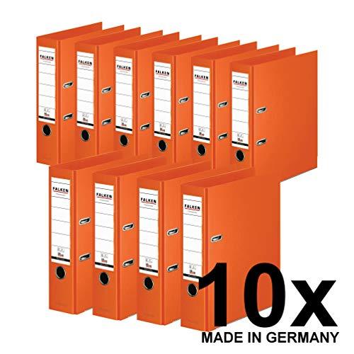 Chromocolor ordner Verpakking van 10 stuks. Breit oranje