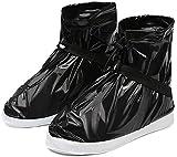 cubrezapatillas ciclismo invierno Botas impermeables Zapatos Cubiertas para mujeres y hombres Cubiertas de zapatos de lluvia Pies Gaiter Shoes Cubre Niños Anti resbalón Reutilizable Lluvia Lluvia Bota